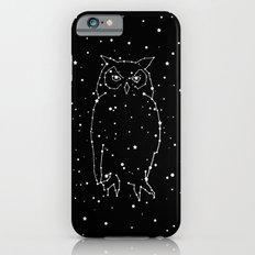 Owl Constellation  iPhone 6 Slim Case