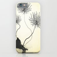 iPhone & iPod Case featuring Thistles by Rachael Shankman