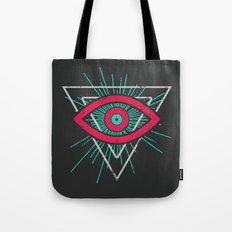 Illuminati (alt color) Tote Bag