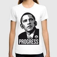 obama T-shirts featuring Obama by loveme