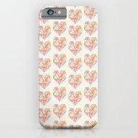 Pour Toujours Pattern iPhone 6 Slim Case