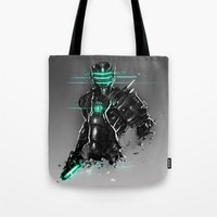 Omega Suit Tote Bag