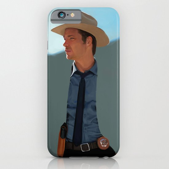 Justified iPhone & iPod Case