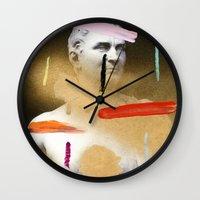 Composition 530 Wall Clock