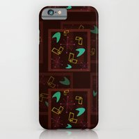 Bachelor Pad Royale Atomic Design iPhone 6 Slim Case