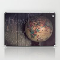 Travel the World Laptop & iPad Skin