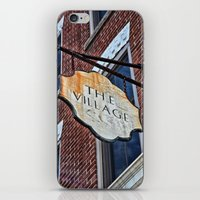 The Village iPhone & iPod Skin