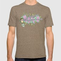 I Can't Stop Mens Fitted Tee Tri-Coffee SMALL