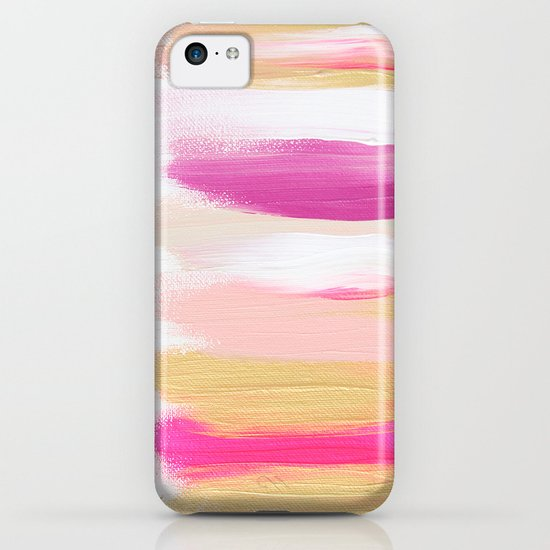 Colors 201 iPhone & iPod Case