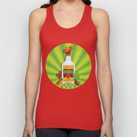 Tequila Time Unisex Tank Top