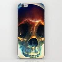 All You Need is Skull. iPhone & iPod Skin