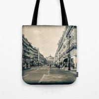 Paris, Paris... Tote Bag