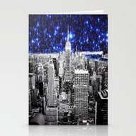 Stationery Cards featuring New York City by 2sweet4words Designs