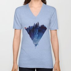Near To The Edge Unisex V-Neck