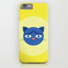 Troubled Cat Slim Case iPhone 6s