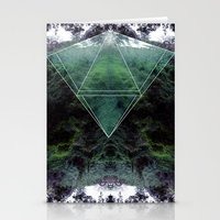 secret forest Stationery Cards
