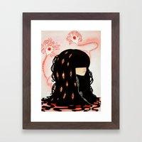 GABA GABA HEY - Neurons,… Framed Art Print