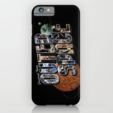 Greetings From Outer Space (color 01) Slim Case iPhone 6s