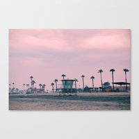 Oceanside, California Canvas Print