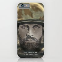 Young Man iPhone 6 Slim Case