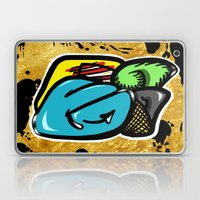Digital Abstract Graffit… Laptop & iPad Skin