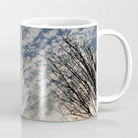 Spring Clouds Mug