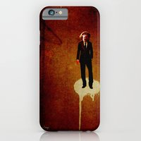 iPhone & iPod Case featuring We're All Monkeys by David Curry