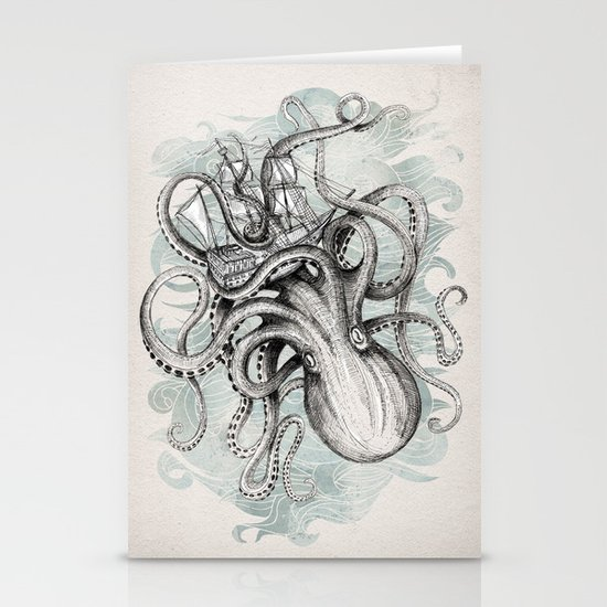 The Baltic Sea Stationery Card