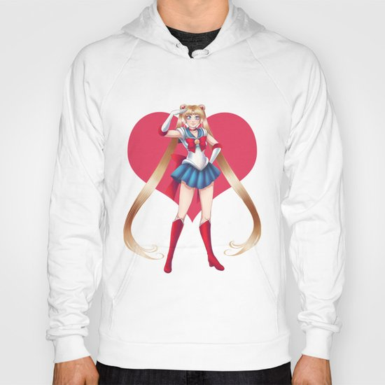 Pretty Soldier Sailor Moon 2013 Hoody