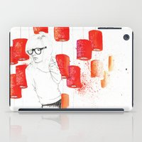 Solitudine iPad Case