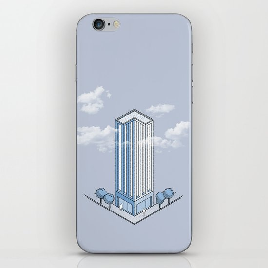 Architecture - You're Doing it Wrong iPhone & iPod Skin
