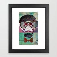 Eternal Student. Framed Art Print