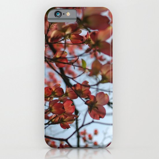 Pink Dogwood iPhone & iPod Case