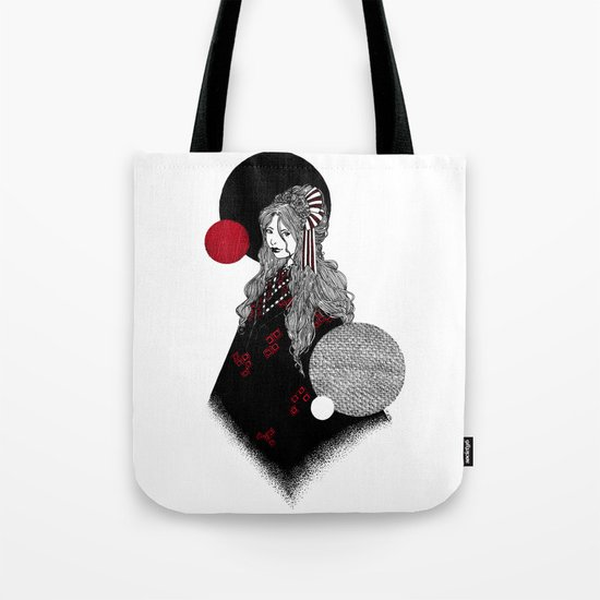 False Innocence Tote Bag