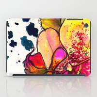 Inky Orchid iPad Case