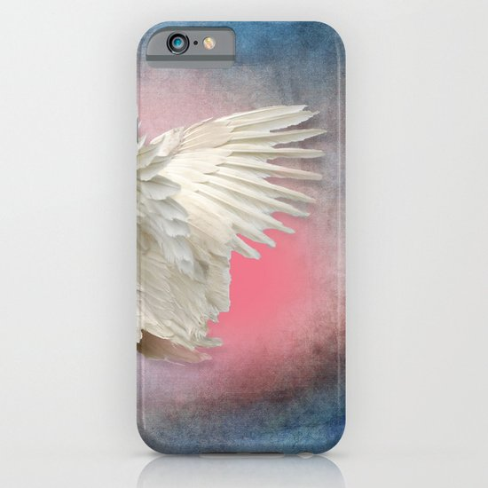 Lost Angel Wing iPhone & iPod Case