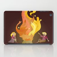 Campfire Magic iPad Case