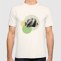 A Dream #2 Mens Fitted Tee Natural SMALL