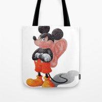 Mickey's Third Ear  Tote Bag