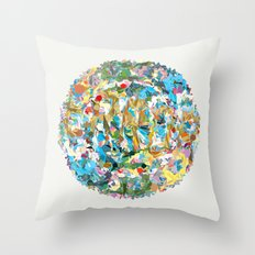 Error_ Throw Pillow