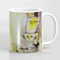 Deathy By Fresh Toast Mug