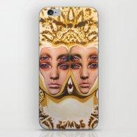 The Royals By Alex Garan… iPhone & iPod Skin