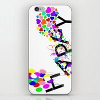 Just Happy iPhone & iPod Skin