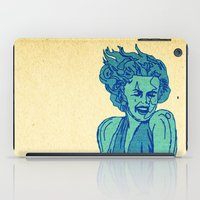 - summer marilyn - iPad Case