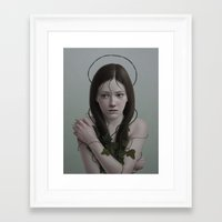281 Framed Art Print
