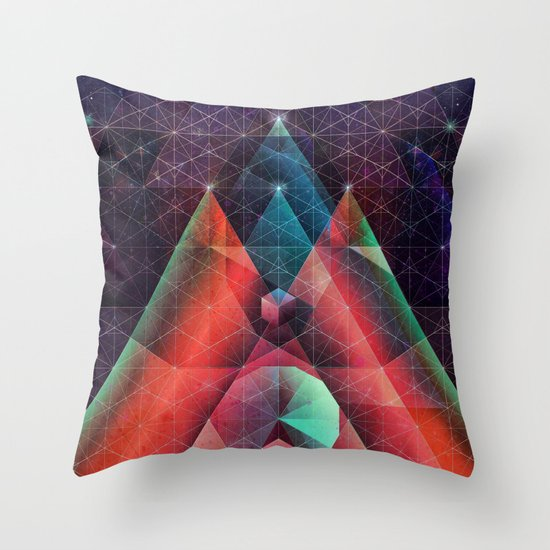 tyssyllyxxn ylltymyt Throw Pillow