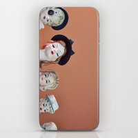 Ladies Who Lunch iPhone & iPod Skin