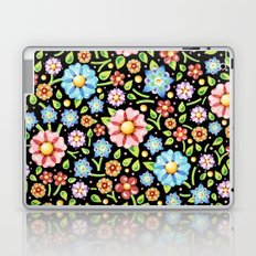 Ditsy Millefiori Pattern Laptop & iPad Skin