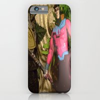 iPhone & iPod Case featuring Gambit: In The Ruins by Joshua Rayfield [Spyder Acidburn]