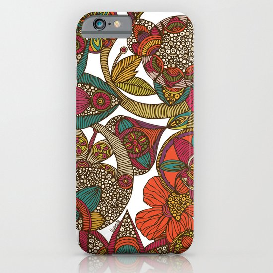 Ava's garden iPhone & iPod Case